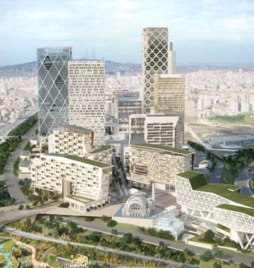 İstanbul Finance Center